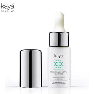 KAYA Brightening and Firming Eye Serum-Chondrus Crispus, Hyaluronic Acid-10ml Available