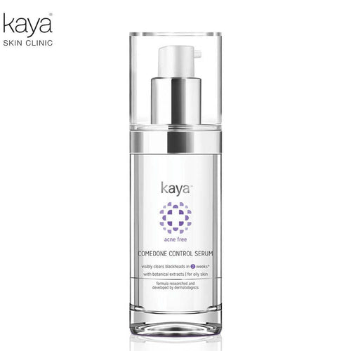 KAYA Ance Free Comedone Control Serum -Caprylyl Glycol, Glycerin, Carbomer-30ml Available