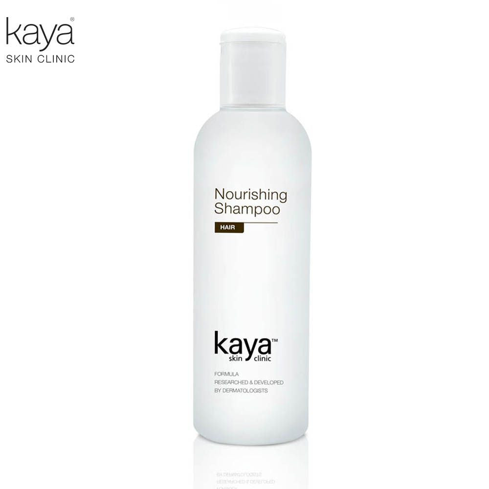 KAYA Nourishing Shampoo For Soft And Shiny Hair - 200ml Available