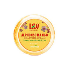Lass Naturals Alphonso Mango Lip Balm 8GM For Pamper & Protect Lips