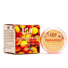 Lass Naturals Peach & Apricot Lip Balm 8Gm For Moisturize & Hydrates Lips Available