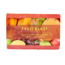 Lass Naturals Fruit Blast Soap 125GM For Youthful & Healthy Available