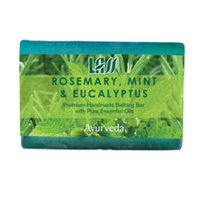 Lass naturals Rosemary Mint & Eucalyptus Soap125Gm For Oily Skin Available