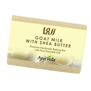 Lass Naturals Goat Milk With Shea Butter Soap-A Luxurious Soap That Is Nourishin