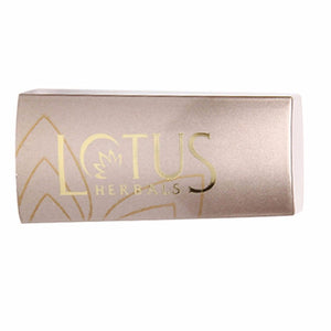 Lotus Herbals Pure Colors Lip Color-All Shade(All Skin Types) For Women- Almond Rust-670