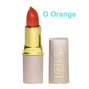 Lotus Herbals Pure Colors Lip Color-All Shade(All Skin Types) For Women- O Orange-692