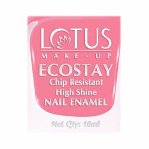 Lotus Herbals Ecostay Nail Enamel- 10 ml- Candy Love