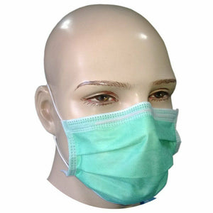New Disposable Face Mask 100 Pieces (Color May Vary)