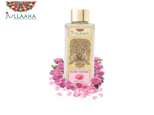 Jullaaha Rose Water 100ml For Acne And Pimples