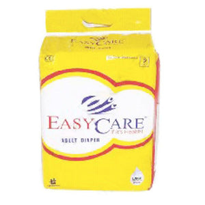 Brand New Easy Care Adult Diaper Large (101 to 152 cm)  keeps The Surface Dry