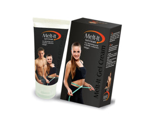 New Melt It Body Slimming Cream Gel -100% Natural