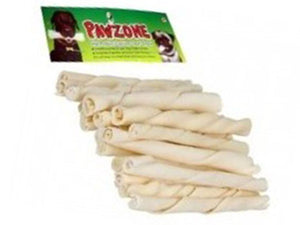 Pet Care Pawzone Calcium Twisted Sticks for Dogs- 100gm
