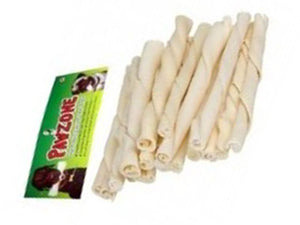 Pet Care Pawzone Calcium Twisted Sticks for Dogs- 200gm