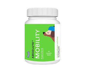 Pet Care Drools Absolute Mobility Tablet - Dog Supplement- 150gm