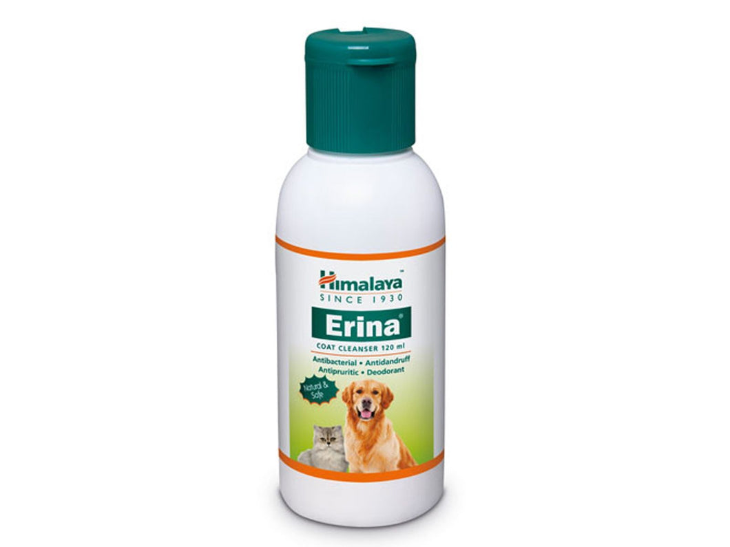 Pet Care Himalaya Erina Coat Cleanser- 120ml