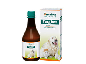 Pet Care Himalaya Furglow Oral Coat Conditioner- 200ml