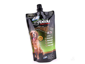 Pet Care My Beau Tasty Oil Supplement for Dogs- 1500ml