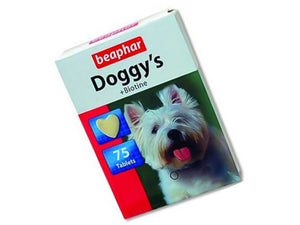 Pet Care Beaphar Doggy's Biotin 75 tablets