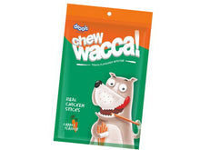 Pet Care Drools Chewwacca Carrot Flavour - Real Chicken Sticks, Dog Treats- 100gm