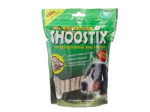 Pet Care Choostix Natural Dog Treat- 450gm Available