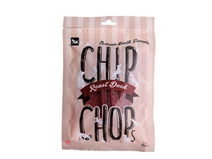 Pet Care Chip Chops Roast Duck Slice- 70gm Available