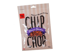Pet Care Chip Chops Diced Chicken- 70gm