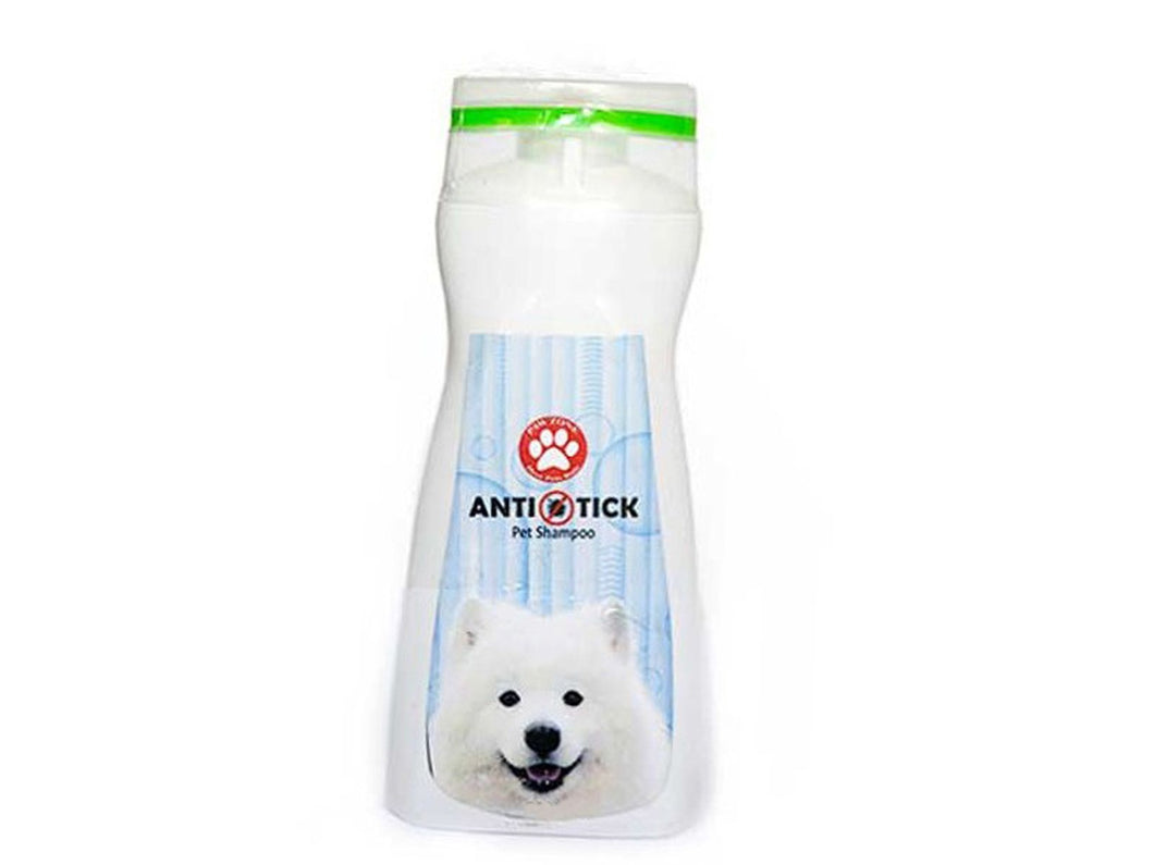 Pet Care Pawzone Anti Tick Shampoo For Dogs- 1000ml Available