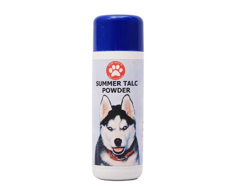 Pet Care Pawzone Summer Talc Powder For Pets- 100gm Available