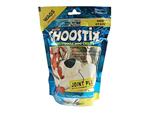 Pet Care Goofy Tails Choostix Joint Plus Dog Treat with Key Chain Pack of 2- 450gm