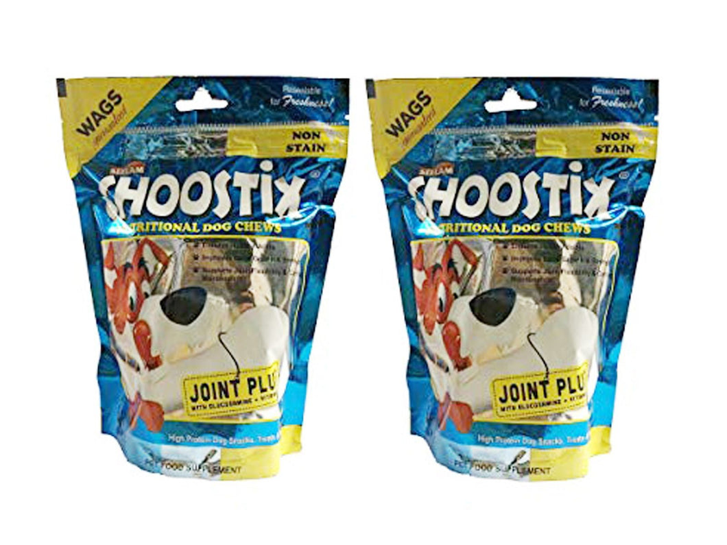 Pet Care Goofy Tails Choostix Joint Plus Dog Treat with Key Chain Pack of 2- 450gm Available