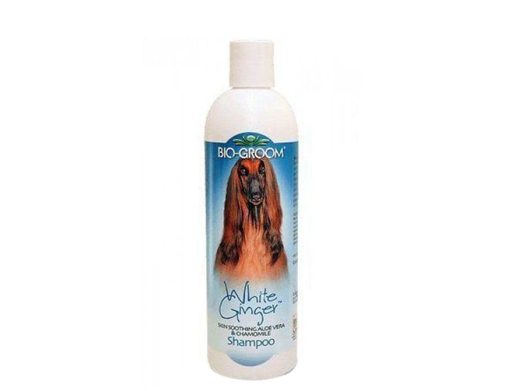 Pet Care Bio-Groom White Ginger Shampoo For Pets- 355ml Available