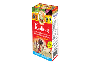 Pet Care Basic Ayurveda Kyolic-32 Powder- 250gm Available