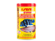 Pet Care Sera Granuar- 250gm Available