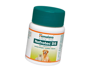 Pet Care Himalaya Nefrotec DS Vet Tablet- 60 Tablets