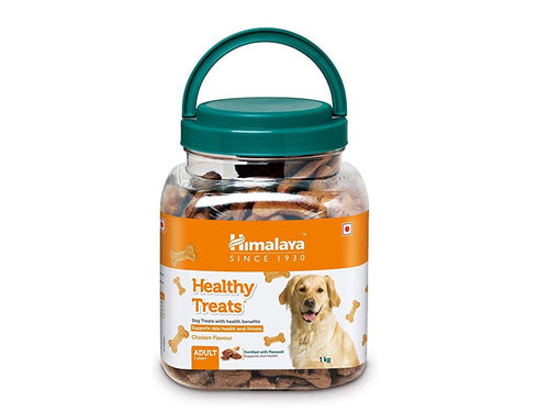 Pet Care Himalaya Healthy Treats Puppy Chicken Flavour- 1000gm Available