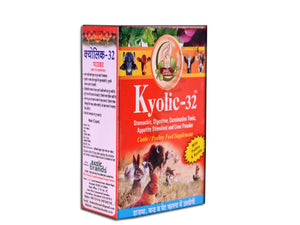 Pet Care Basic Ayurveda Kyolic-32 Powder Pack of 3- 100gm Available