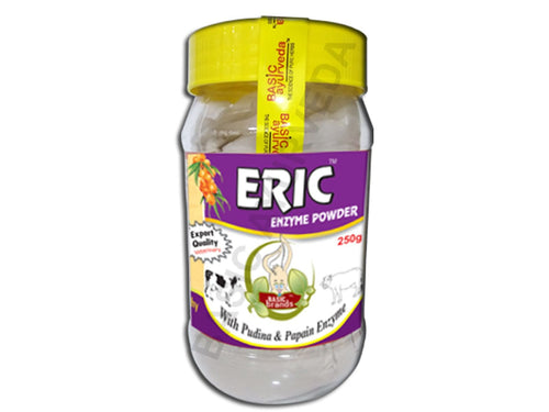 Pet Care Basic Ayurveda Eric Enzyme Powder- 250gm Available