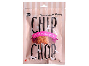 Pet Care Chip Chops Sun Dried Chicken Jerky- 70gm Available