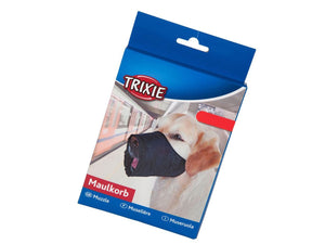 Pet Care Trixie Polyester Muzzle for Dogs- XS-S