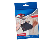 Pet Care Trixie Polyester Muzzle for Dogs- L-XL
