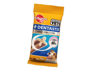 Pet Care Pedigree Dentastix Weekly Pack - Small - 110 gms