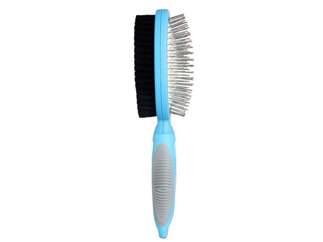 Pet Care HUFT Double Sided Brush for Dogs- L Available