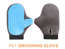 Pet Care HUFT Pet Bathing Grooming Glove-