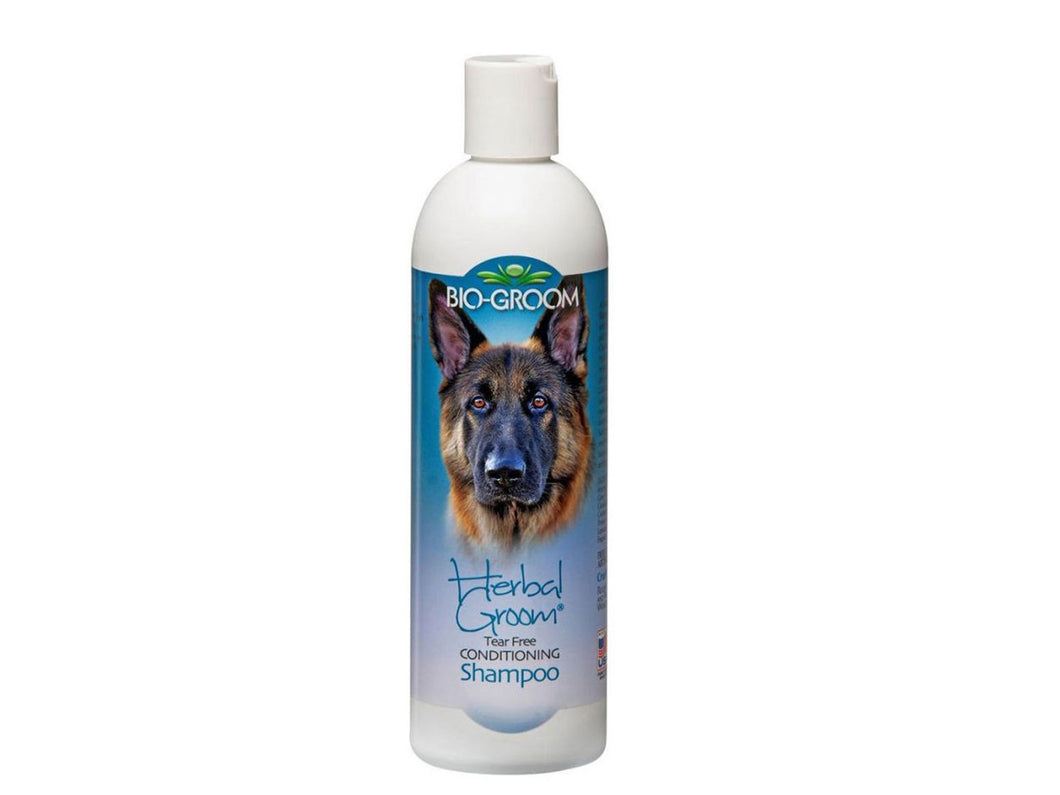 Pet Care Bio-Groom Herbal Groom Tear-Free Conditioning Dog Shampoo- 355ml Available