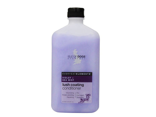 Pet Care Isle of Dogs Lush Coating Conditioner - Violet + Sea Mist - 500 ml Available