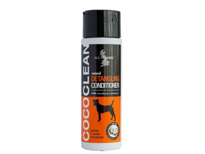 Pet Care Isle of Dogs CocoClean Detangling Conditioner (with Soothing Oatmeal)- Jasmine + Vanilla - 250 ml Available
