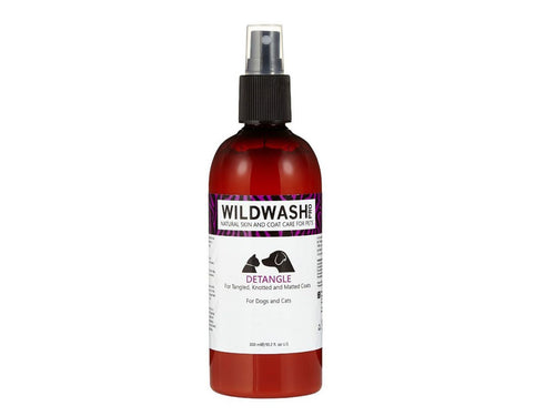 Pet Care WildWash Detangle Spray for Dogs and Cats - 300 ml Available