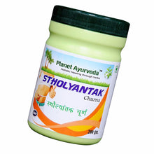 Planet Ayurveda's Stholyantank Churna 200 gm Weight Loss-Good for healthy