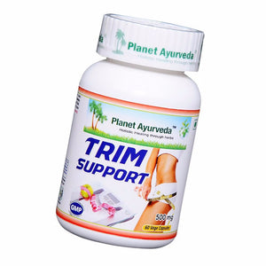 Planet Ayurveda's Trim Support Capsules (60)-It Supports Healthy Digestion.