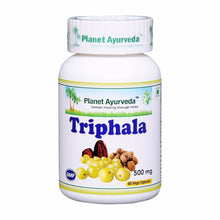 Planet Ayurveda's Triphala Capsules (60) For Nutrition To The Whole Body Available